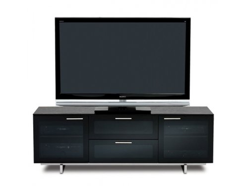BDI Avion Noir 8937 Black Stained Oak